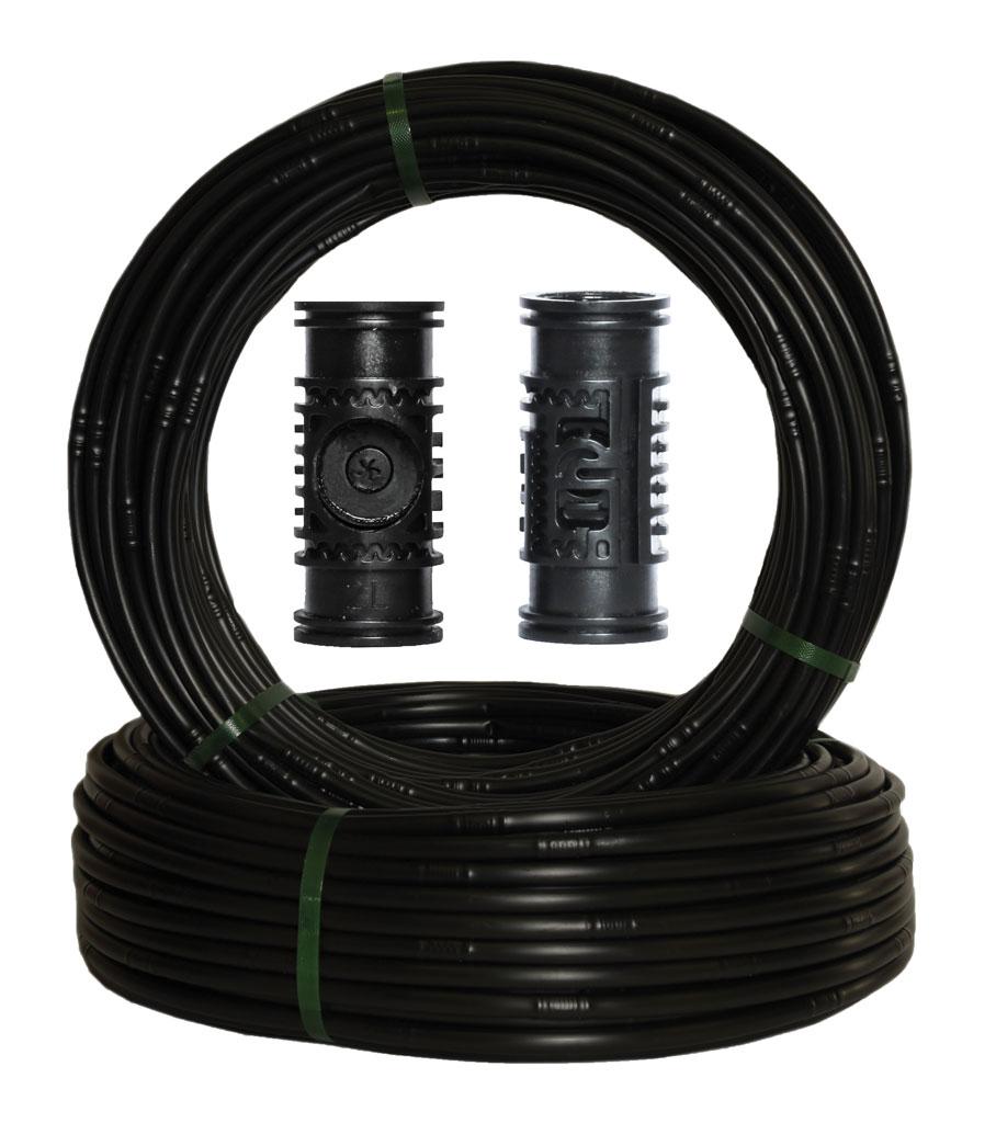 Underground drip tube